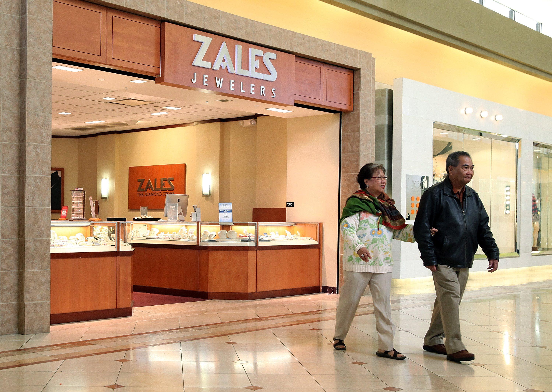 Zales Jewelry Store