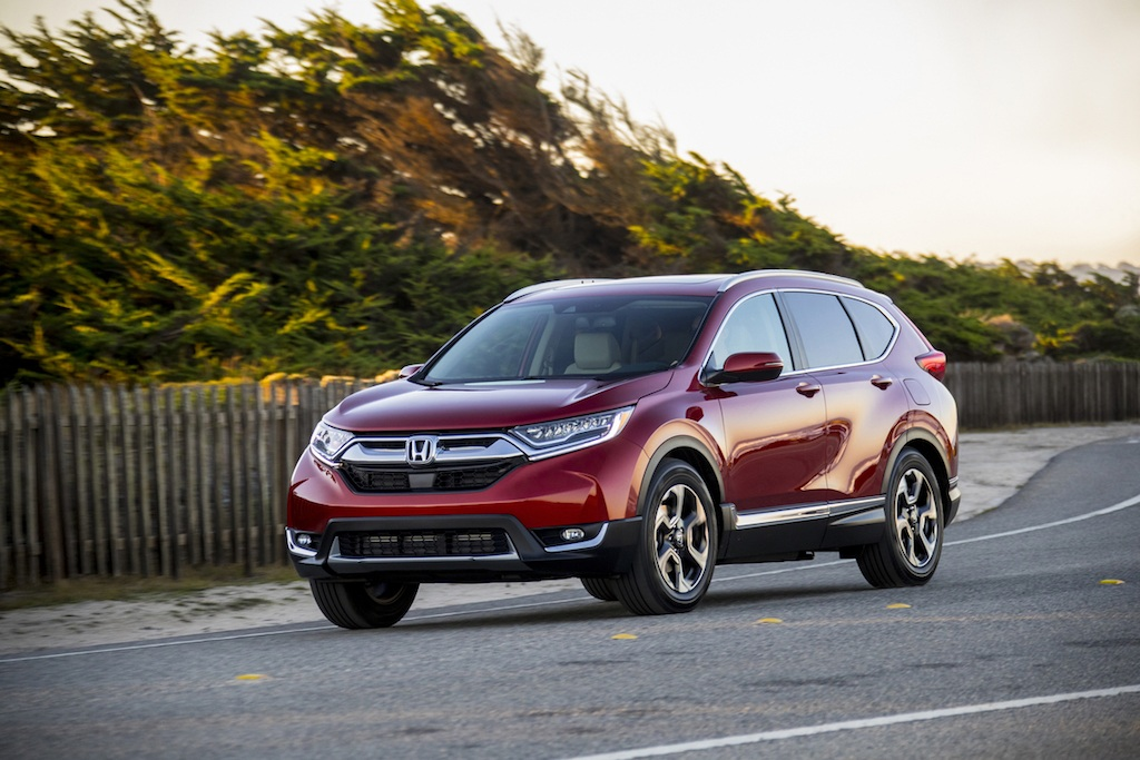 2018 Honda CR-V