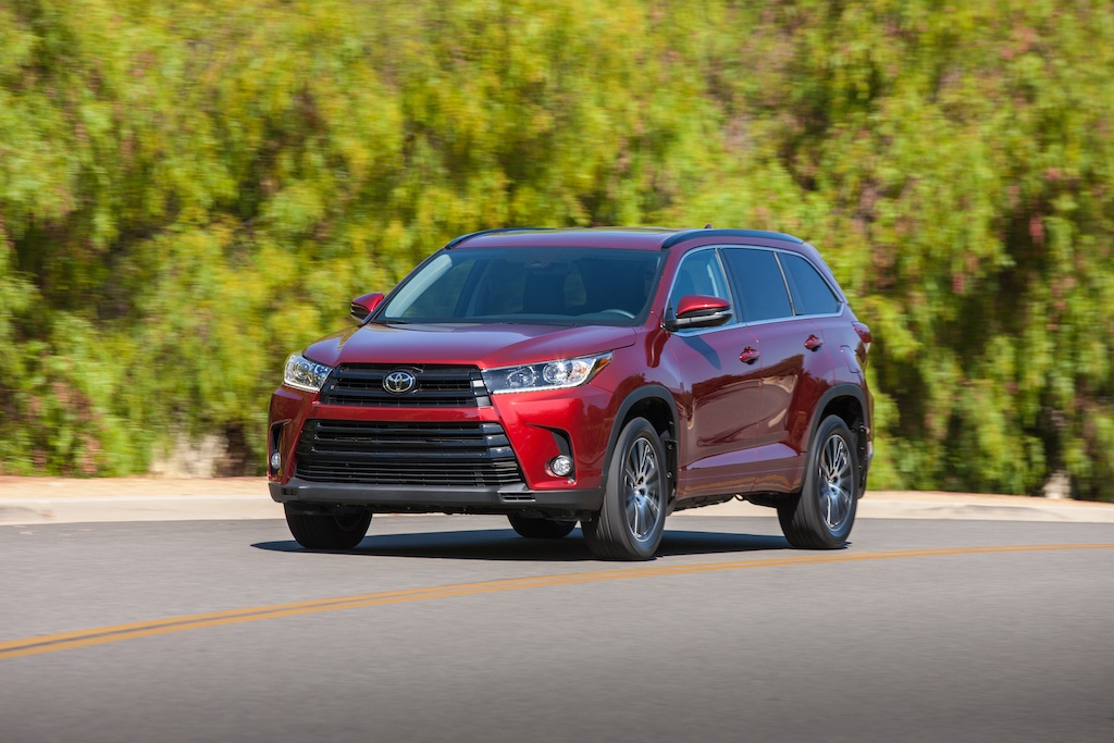 Consumer Reports' Most Reliable SUVs for the 2018 Model Year