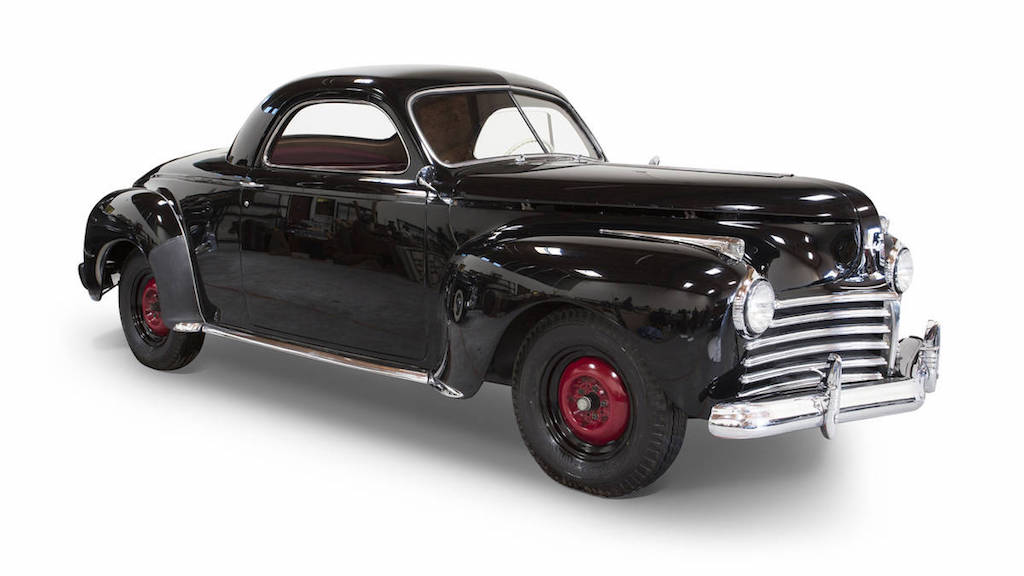 Neil Young's 1941 Plymouth Series 28 Windsor Highlander