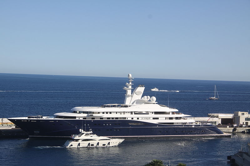 Al-Mirqab luxury Yacht