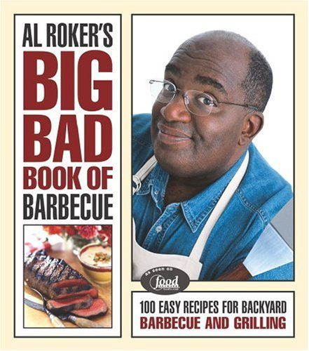 Al-Roker-BBQ cookbook