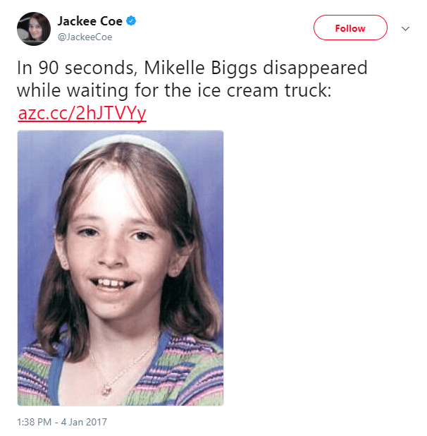 Arizona-Missing-Mikelle-Biggs