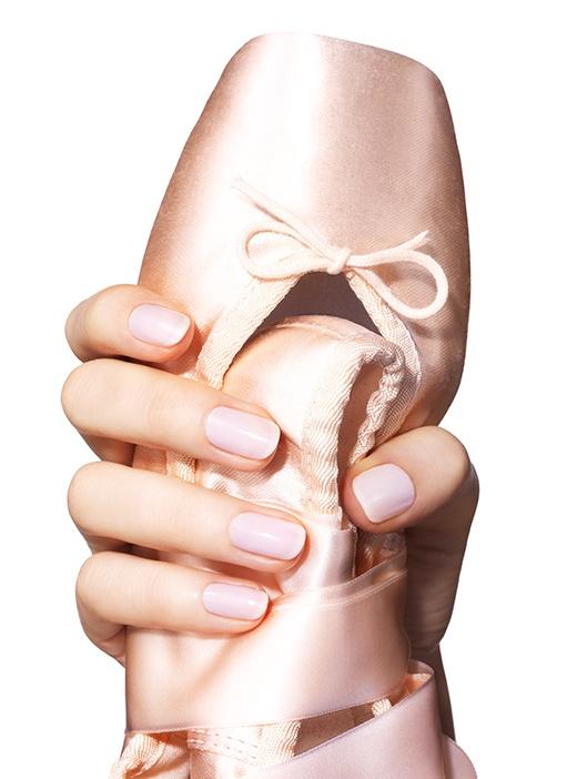 Ballet Slippers Nail Polish