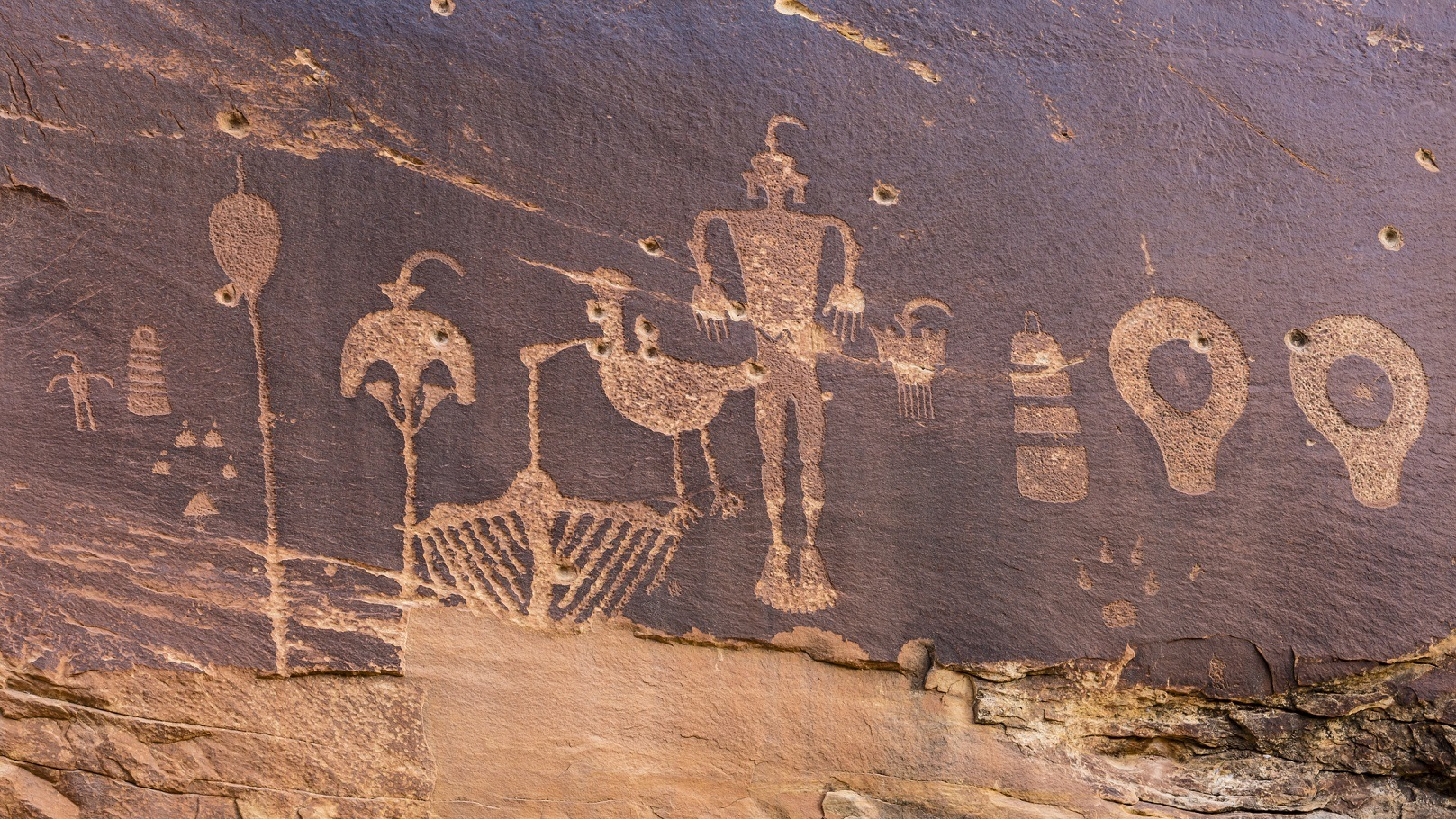 Native American relics Bears Ears Monument