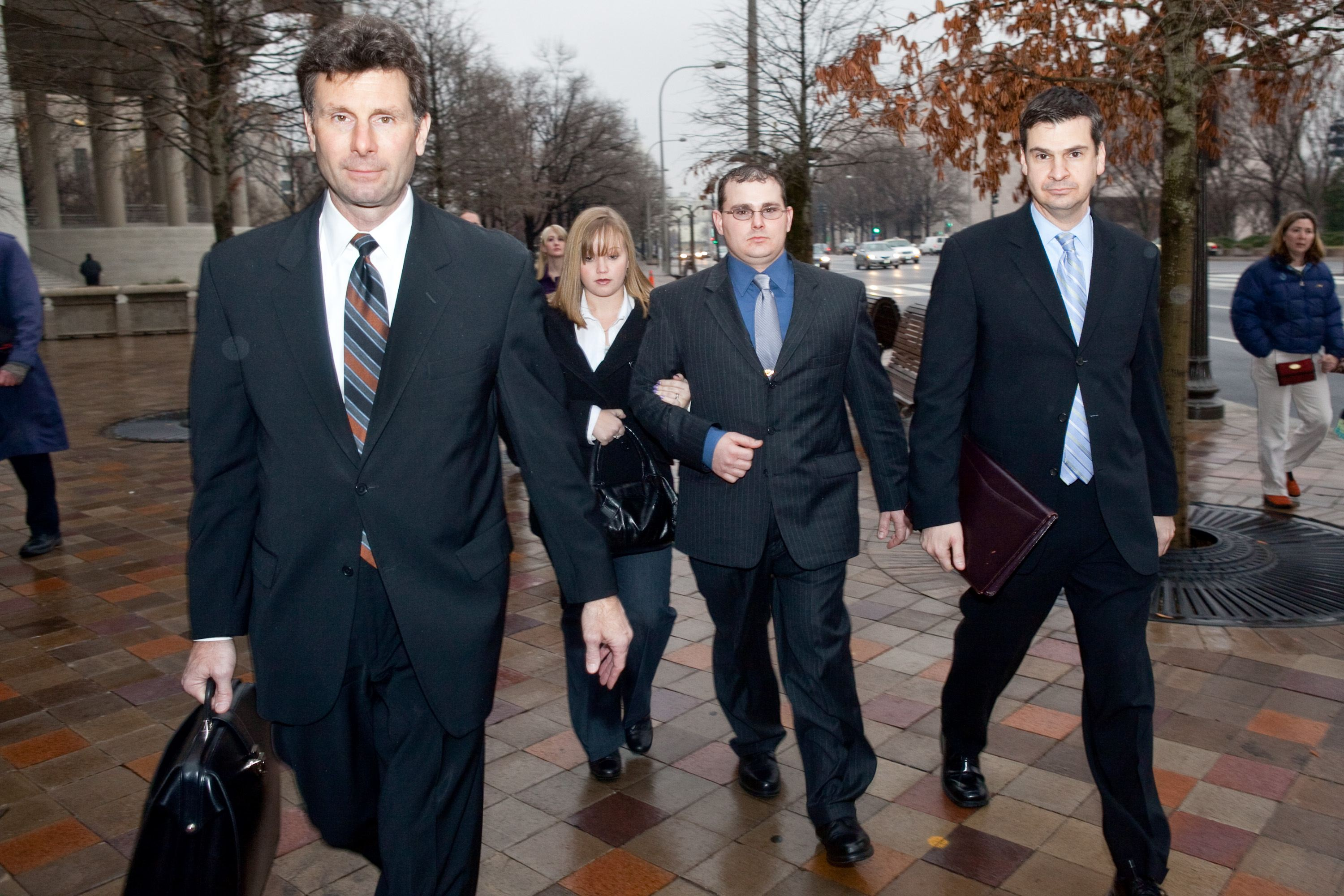 Blackwater Guards Charged With Killing Innocent Iraqis Arraigned In Court