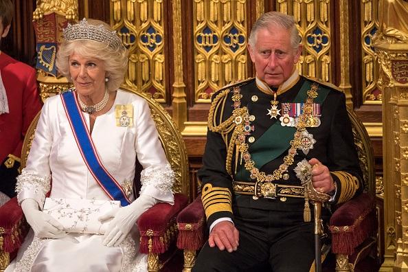 Prince Charles, Prince of Wales and Camilla