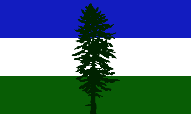The Cascadian Flag