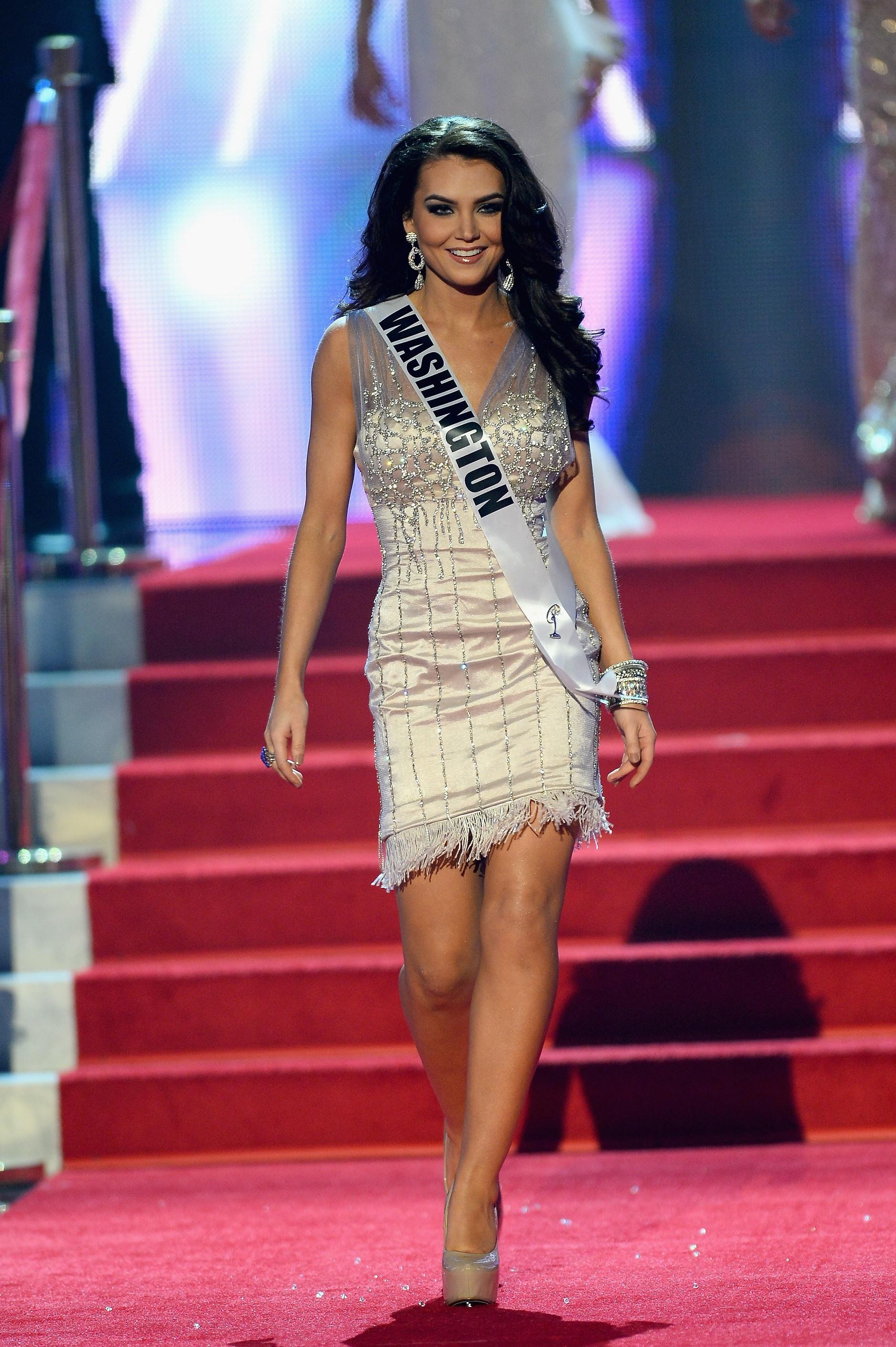 2013 Miss USA Miss Washington