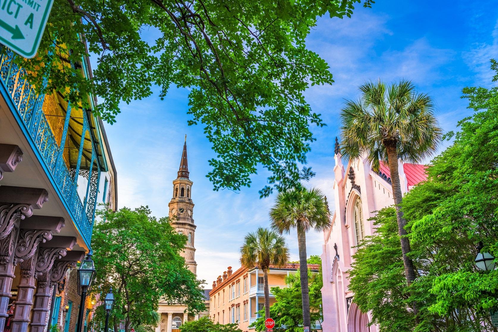 Charleston, South Carolina, USA