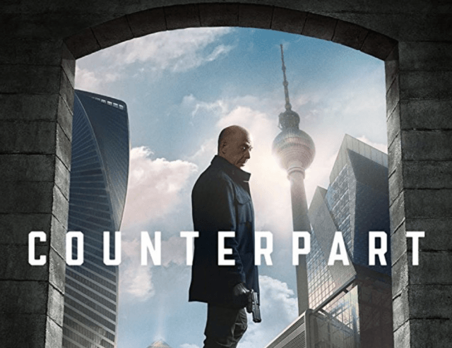 Counterpart promotional poster.