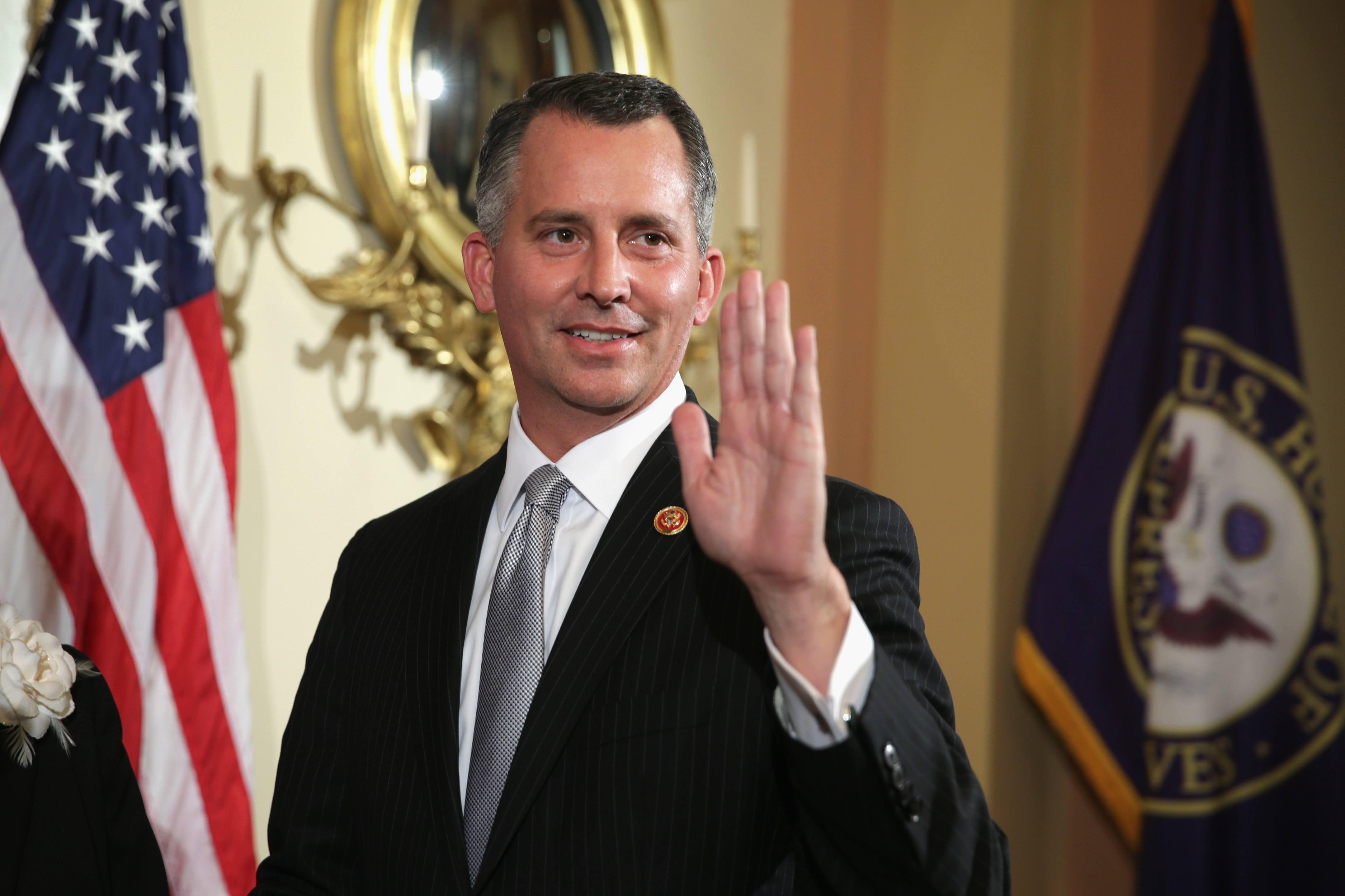 David Jolly Of Florida At US Capitol