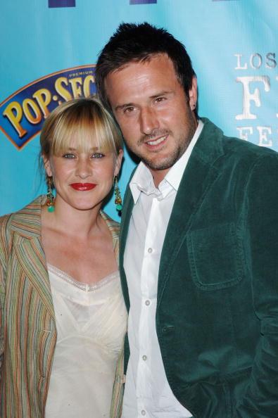 David and Patricia Arquette