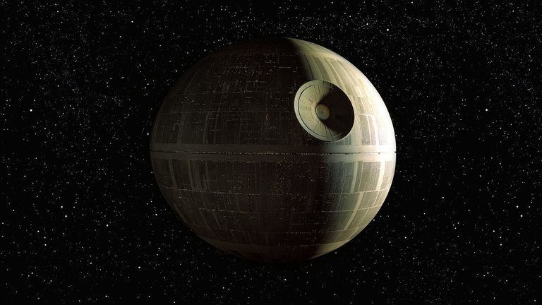 Star Wears Death Star