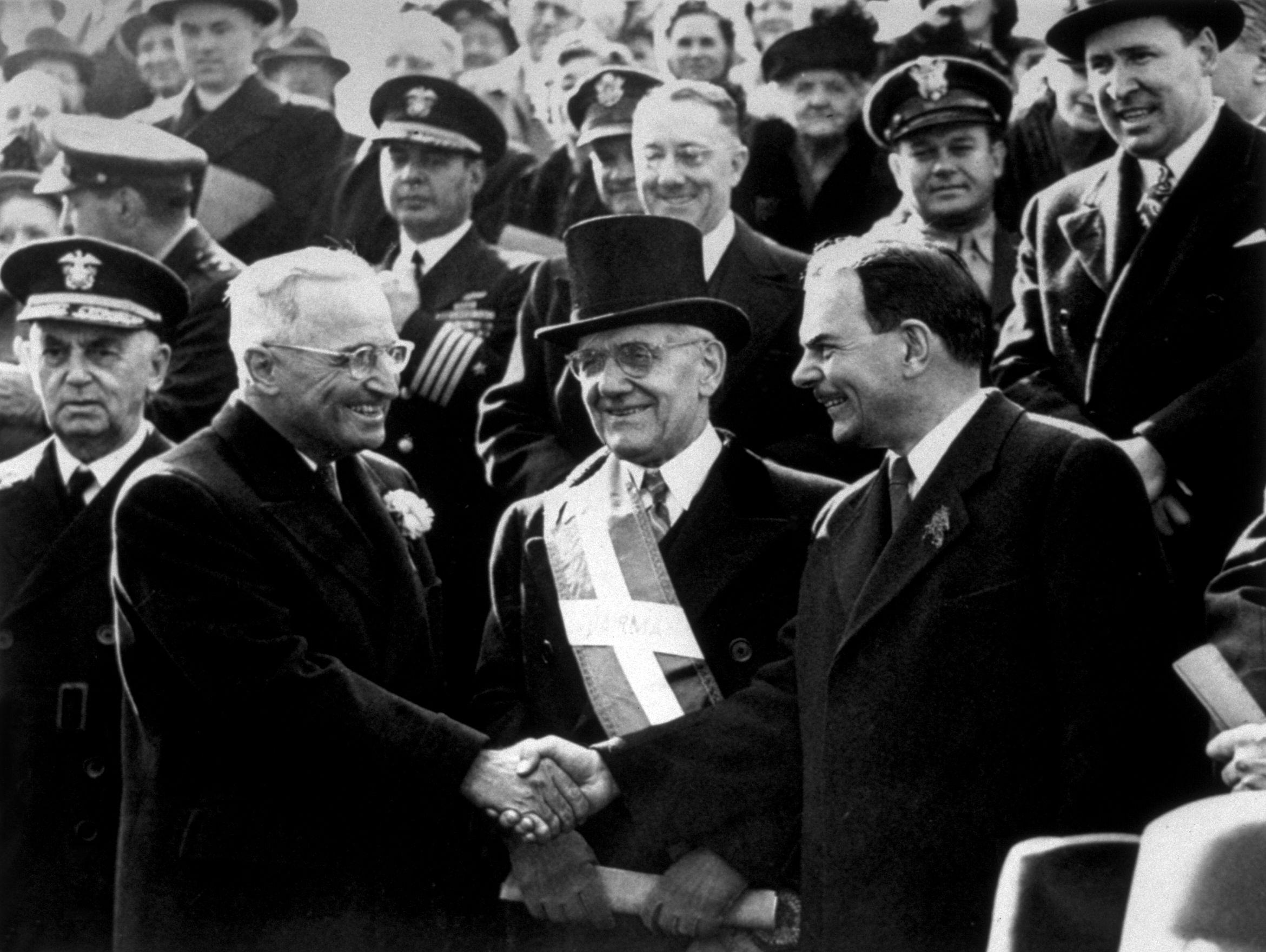 Truman and Dewey