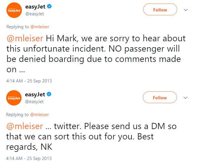 Easy-Jet-Complaint-Response