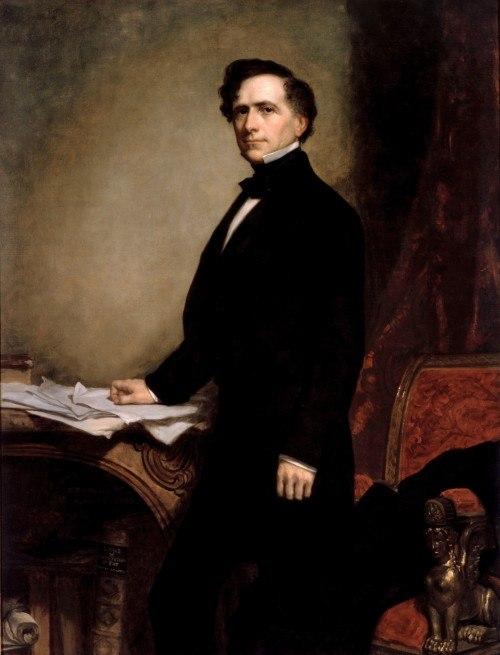 Franklin Pierce portrait