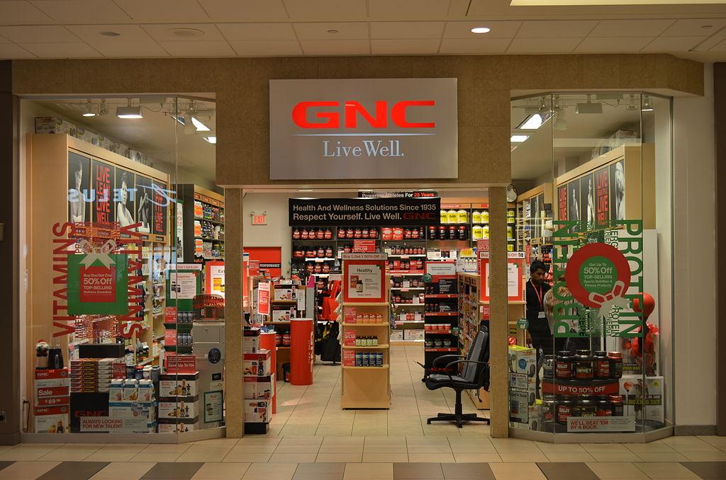 GNC store