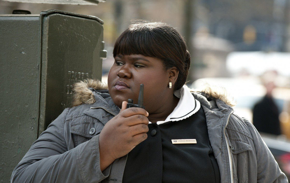 Gabourey Sidibe in Tower Heist