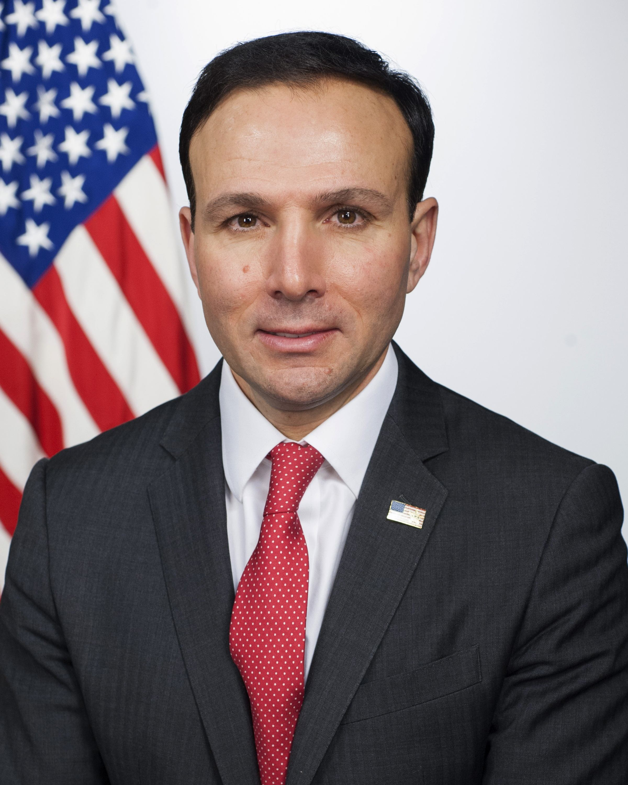 Official Portrait of George Sifakis