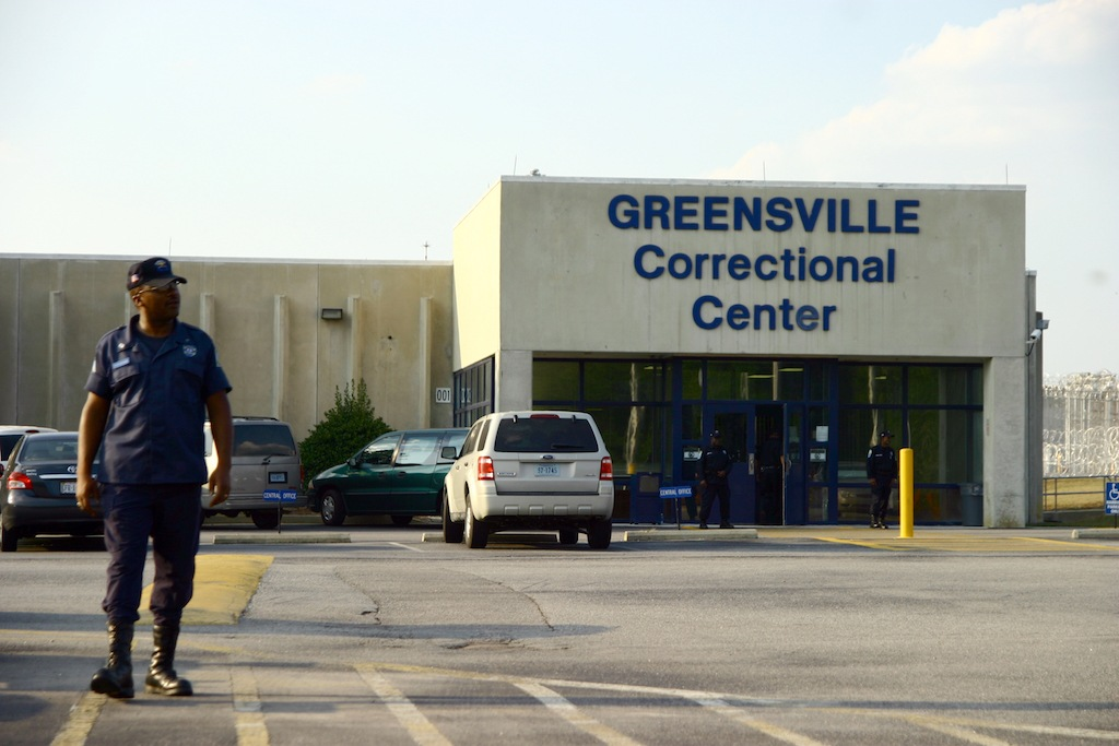 Greensville Prison, Virginia