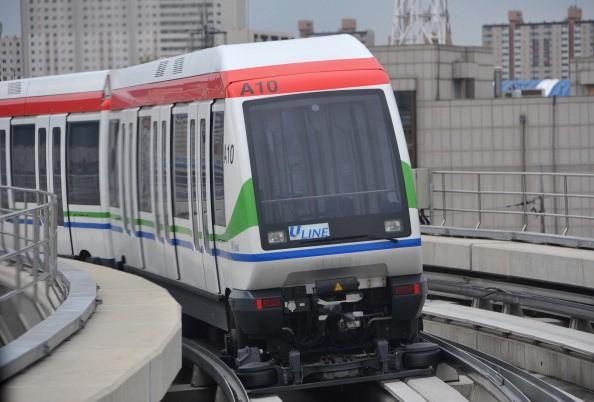 South Korea train