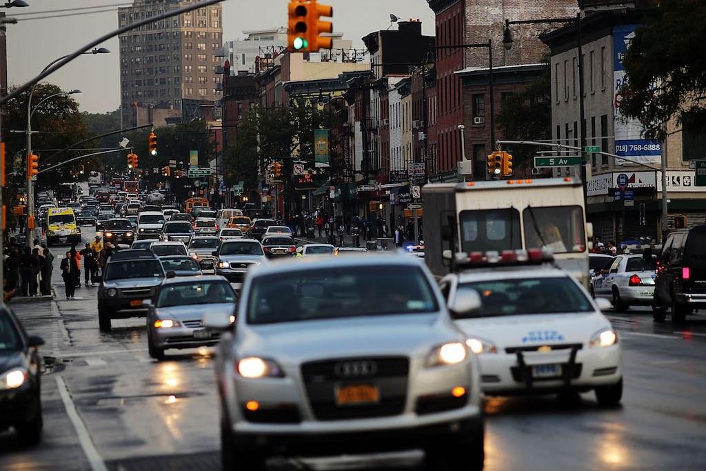Flatbush Avenue, Brooklyn, NY