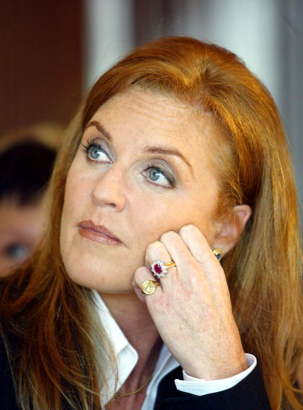 The Duchess of York Sarah Ferguson