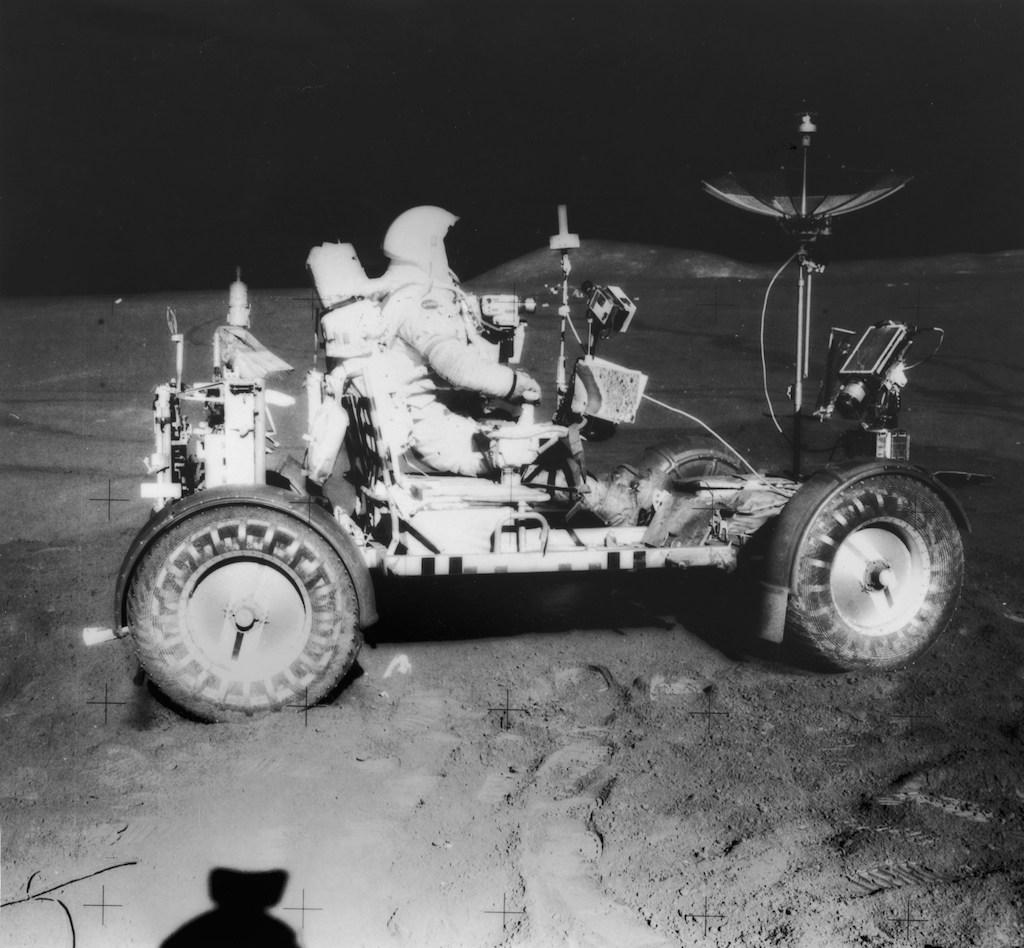 Lunar Rover, 1971