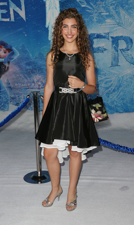 Actress Spencer Lacey Ganus