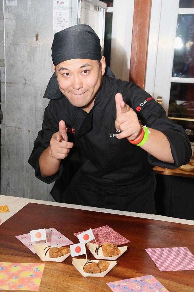 Chef Abe Hiroki