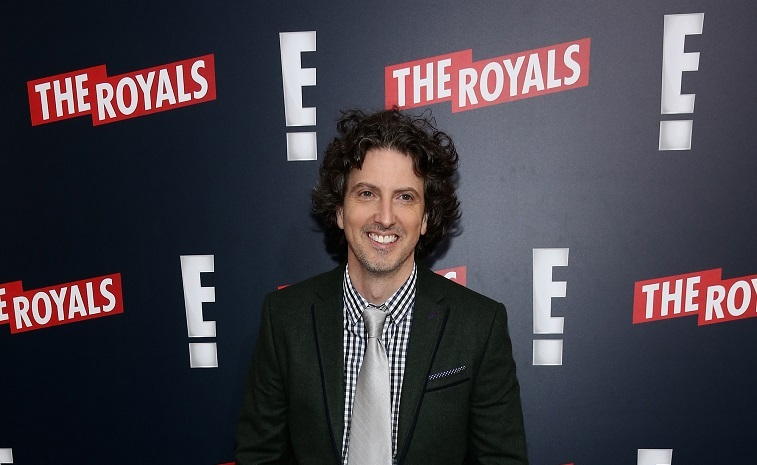 Mark Schwahn attends The Royals New York Series Premiere at The Standard Highline on March 9, 2015 in New York City.
