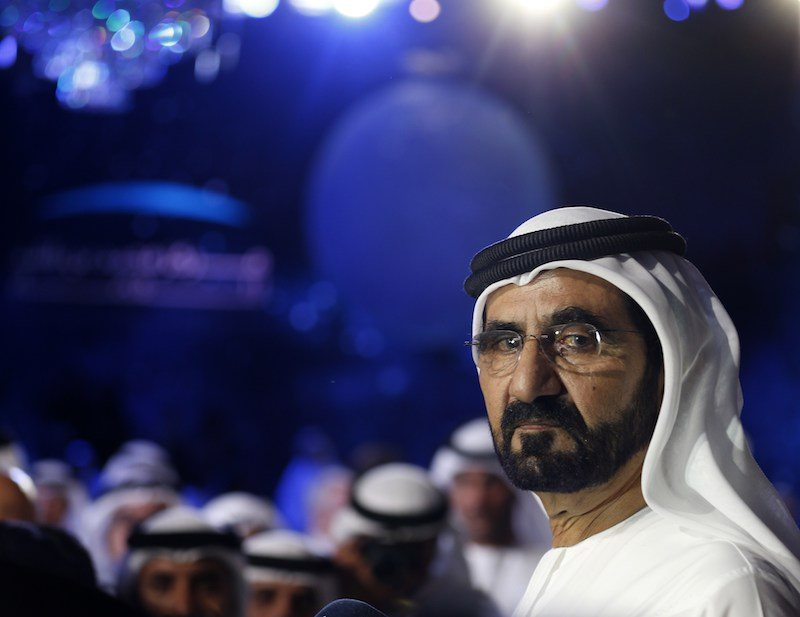 Sheikh Mohammed bin Rashid al-Maktoum, Prime Minister of the United Arab Emirates