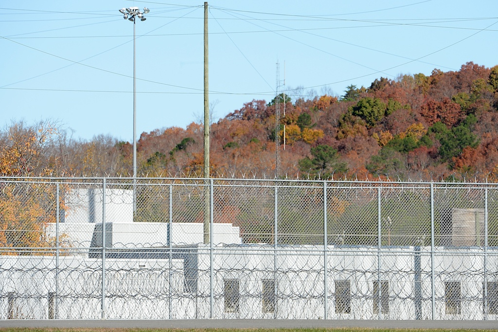 federal prison, Butner, North Carolina