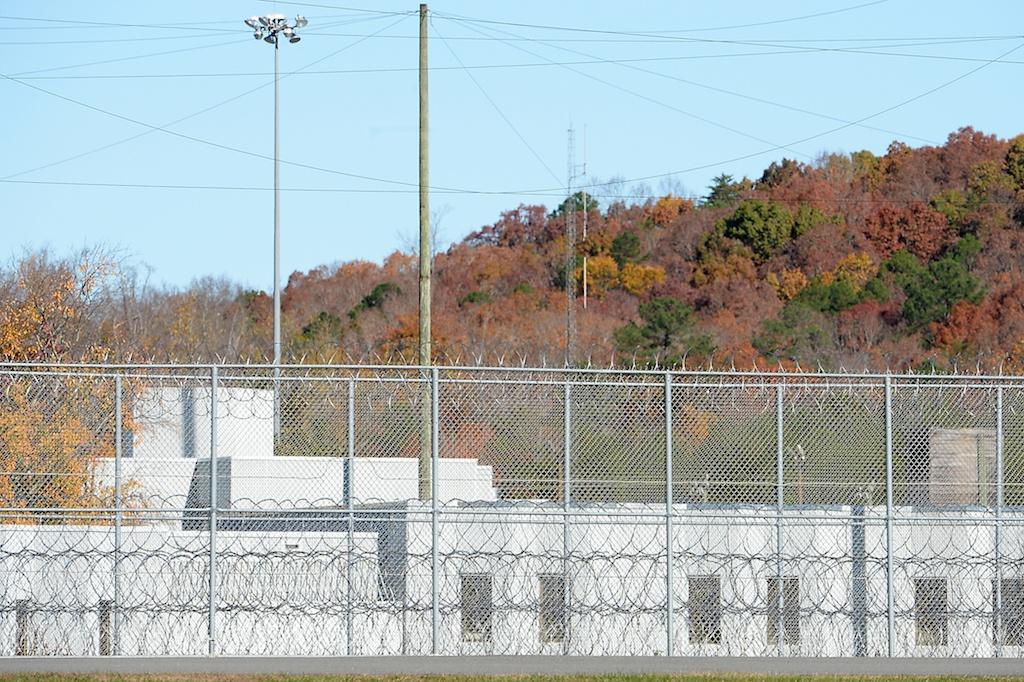 federal prison, Butner, North Carolina