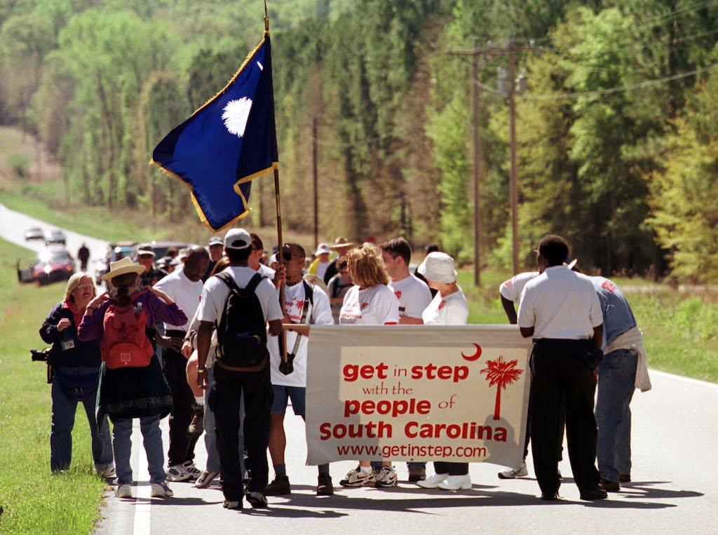 South Carolina march