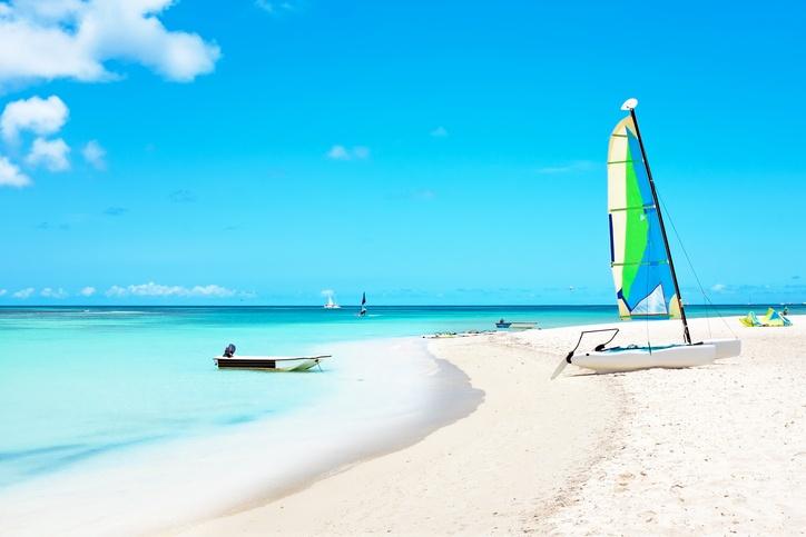 beach in Aruba