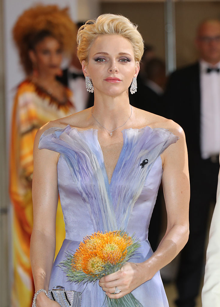 Princess Charlene Of Monaco Engagement Ring