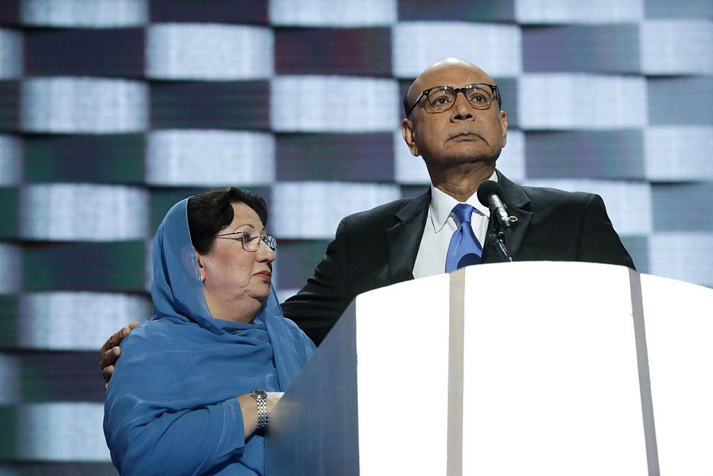 Khizr Khan and Ghazala Khan