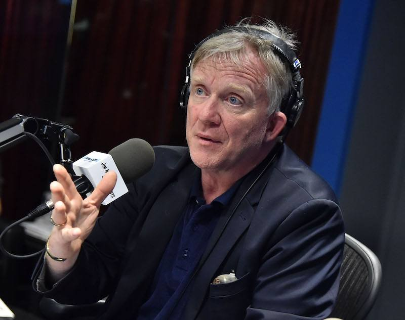 Anthony Michael Hall visits the SiriusXM Studios