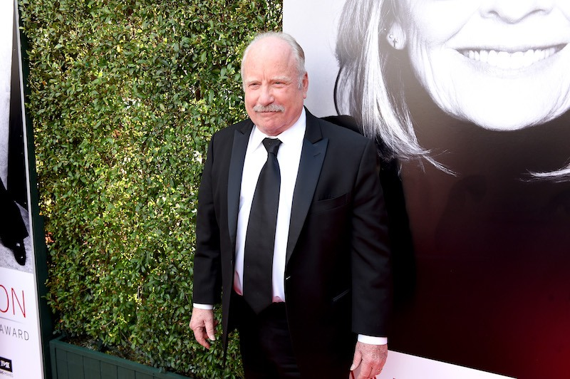 Actor Richard Dreyfuss arrives at American Film Institute's 45th Life Achievement Award Gala Tribute to Diane Keaton
