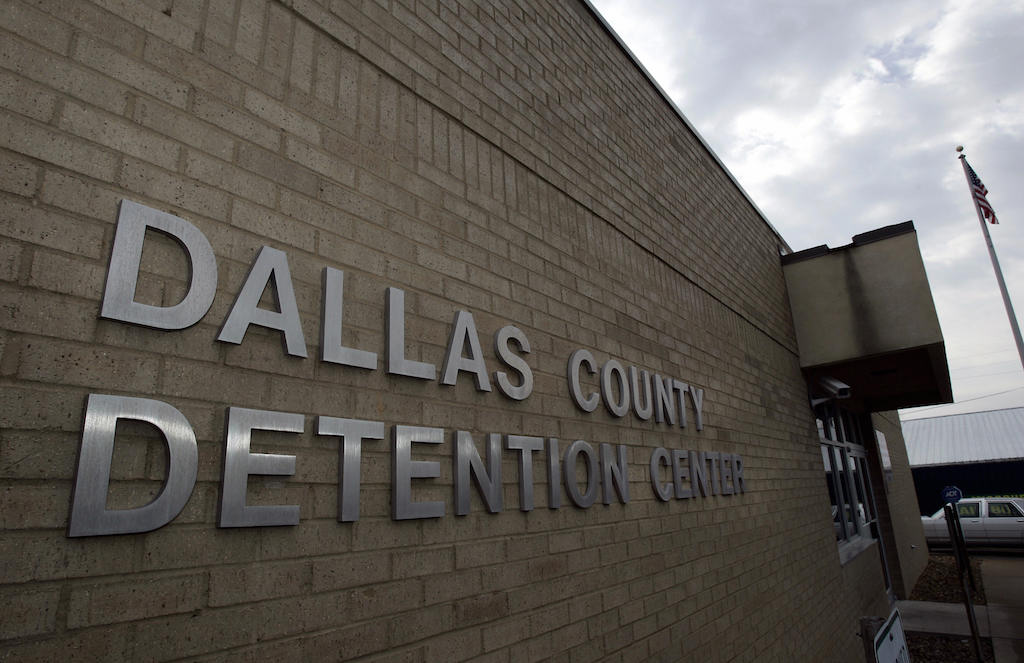 Dallas County Detention Center, Buffalo, Missouri.