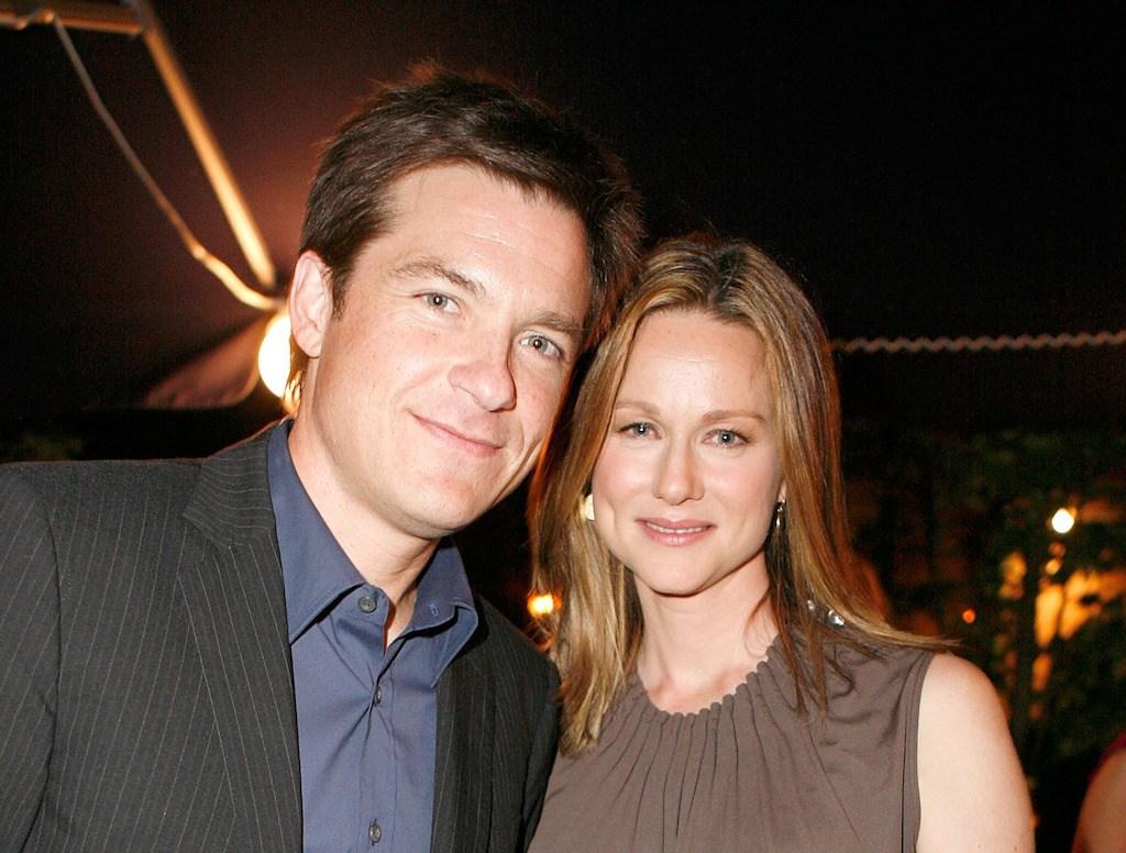 Actor Jason Bateman and actress Laura Linney