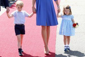 This is the Royal Protocol Princess Charlotte and Prince George Must Follow Around Their Great-Grandmother, Queen Elizabeth