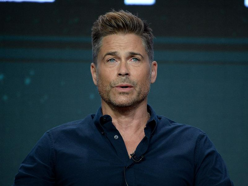 Executive producer Rob Lowe of 'The Lowe Files '