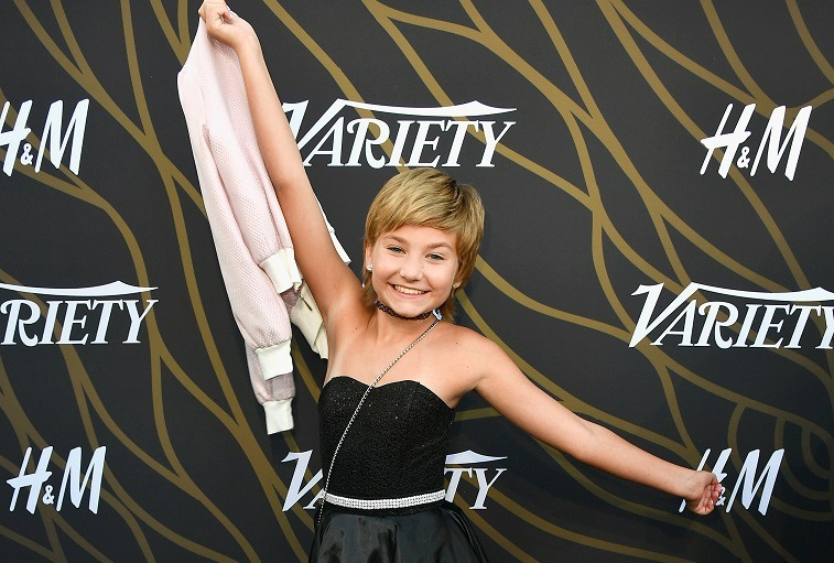 Anna Pniowsky attends Variety Power of Young Hollywood at TAO Hollywood on August 8, 2017 in Los Angeles, California.