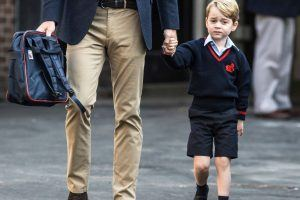 Prince George's Role In His School Play Was Legendary