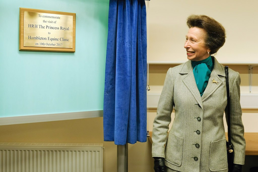 HRH Princess Anne, Princess Royal