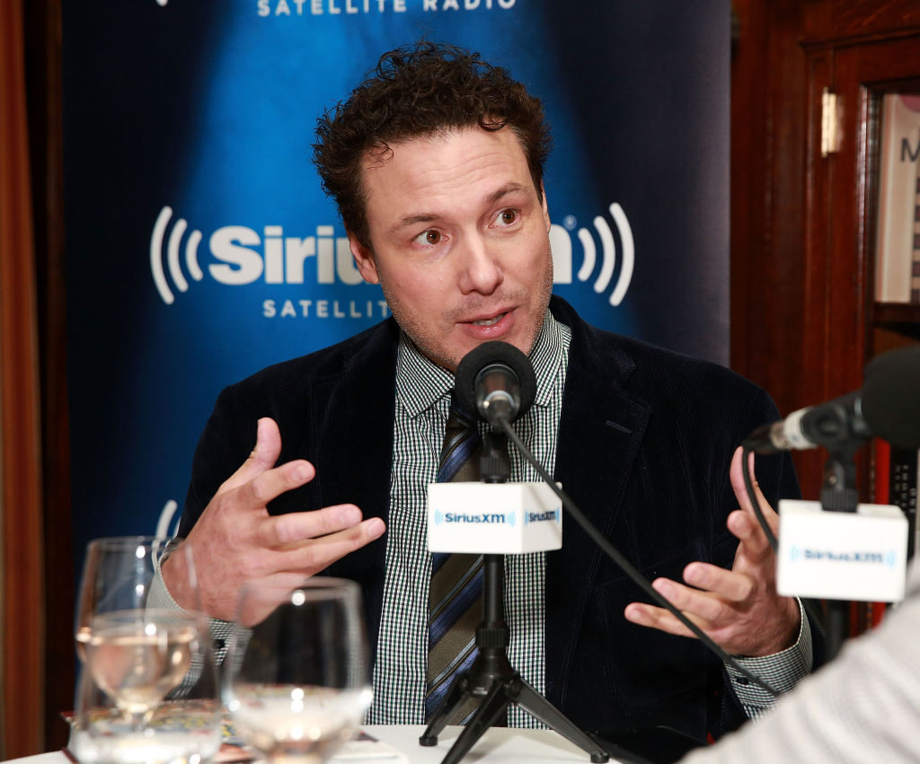 Chef Rocco DiSpirito attends SiriusXM's 'Food Talk'