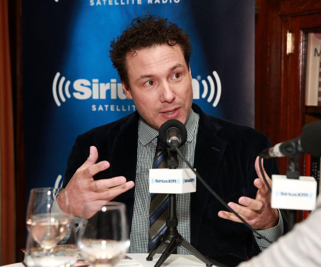 Chef Rocco DiSpirito attends SiriusXM's 'Food Talk'